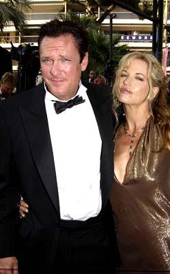 Michael Madsen and wife Cannes Film Festival 5/19/2003