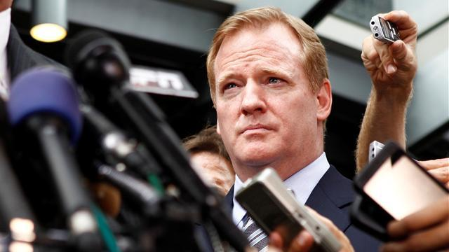 American Football - Goodell says Colts owner Irsay may face punishment