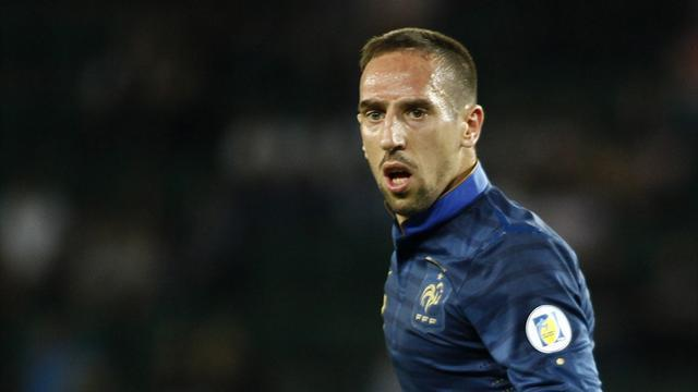 World Cup - Ribery plays down saviour role after rescuing France