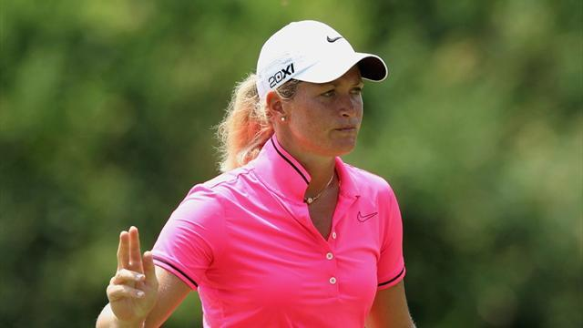 Golf - Pettersen takes control at US Women's Open