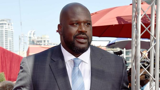 Shaquille O'Neal accepts sweet deal with Krispy Kreme