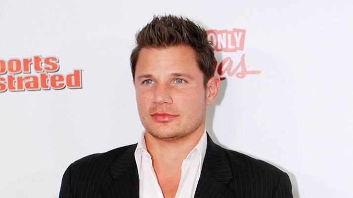 Nick Lachey SI Party