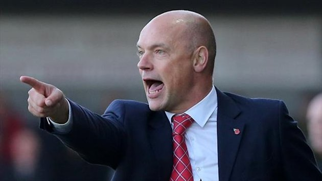 Uwe Rosler left Brentford to become Wigan boss last week