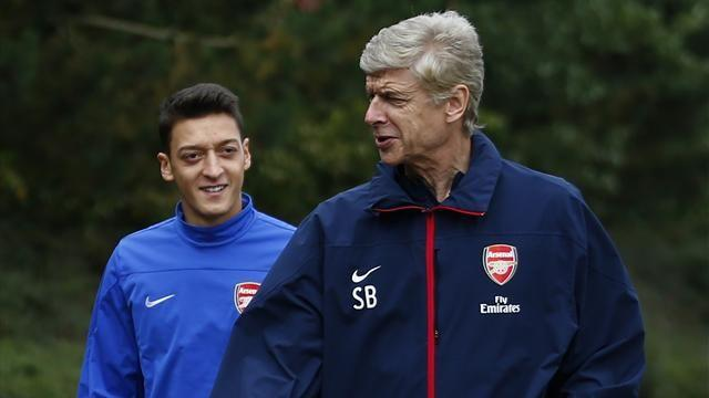 Premier League - Ozil: Wenger right man to bring glory back to Gunners