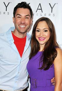 Ace Young and Diana DeGarmo | Photo Credits: Angela Weiss/WireImage