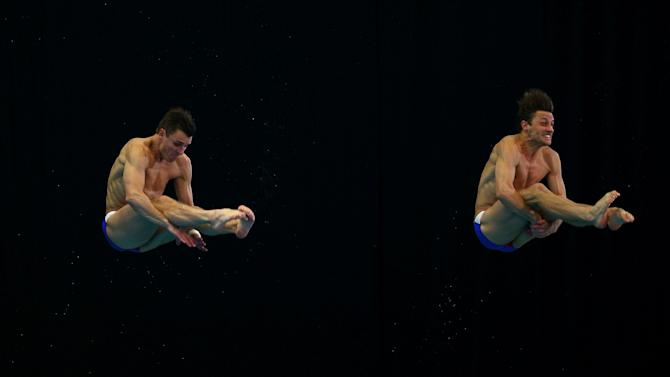 FINA/Midea Diving World Series 2013 - Day One