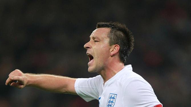 """John Terry claimed his position had become """"untenable"""""""