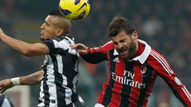 Serie A - Nocerino didn't expect Milan 'snub'