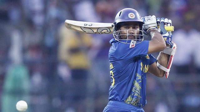 Sri Lanka v Pakistan: World Twenty20 semi-final LIVE