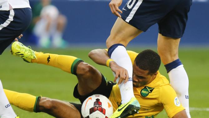 Jamaica v United States - FIFA 2014 World Cup Qualifier