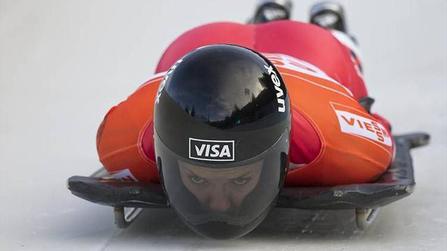 Skeleton - Reid takes maiden win at Lake Placid