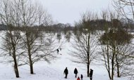 Britain's Big Freeze Here To Stay