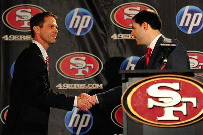 Wait, why are the 49ers getting rid of Jim Harbaugh?