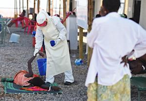 The countries at the centre of the Ebola epidemic are …