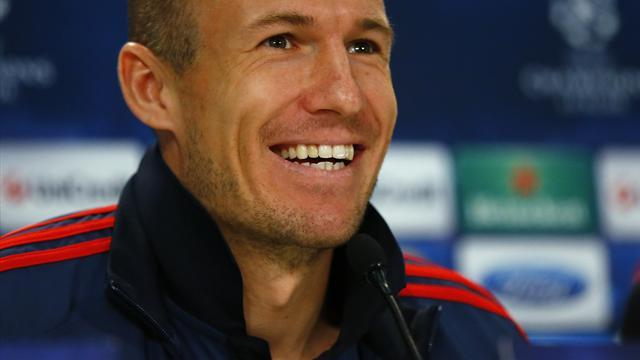 Premier League - Paper Round: Robben tops United list