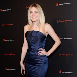 "FILE - In this Nov. 19, 2014 file photo, actress Dakota Fanning attends the 2nd Annual Save the Children Illumination Gala at The Plaza Hotel, in New York. The 14th annual Tribeca Film Festival which runs from April 15-26, 2015, will feature documentaries on Cuban muscle cars, New Yorker cartoonists and police Tasers. Among the dramatic entries are ""The Adderall Diaries,"" an adaption of Stephen Elliott's memoir starring James Franco, and ""Franny,"" a drama starring Richard Gere and Fanning. (Photo by Evan Agostini/Invision/AP, File)"