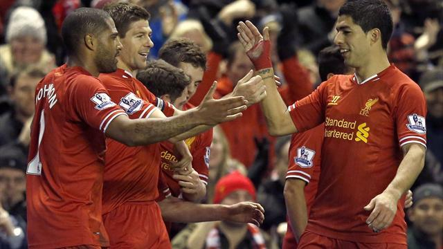 Premier League - Rodgers says Liverpool 'embrace the pressure and enjoy it'