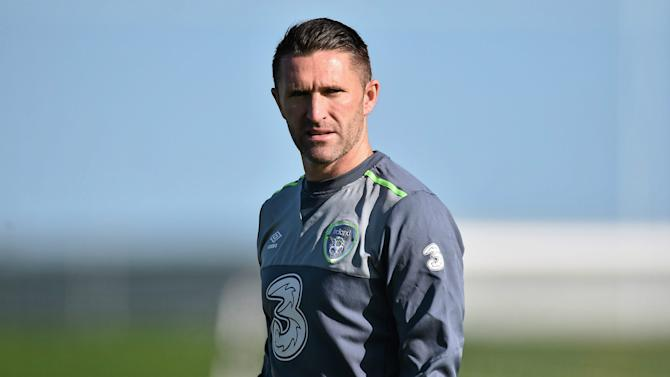 O'Neill urges Ireland to show 'fighting spirit' against Germany
