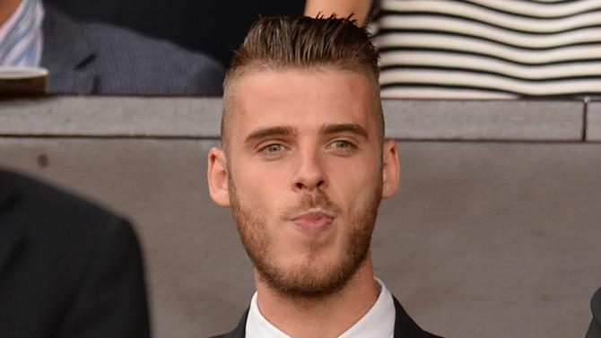 Football - Unsettled De Gea named in Spain squad
