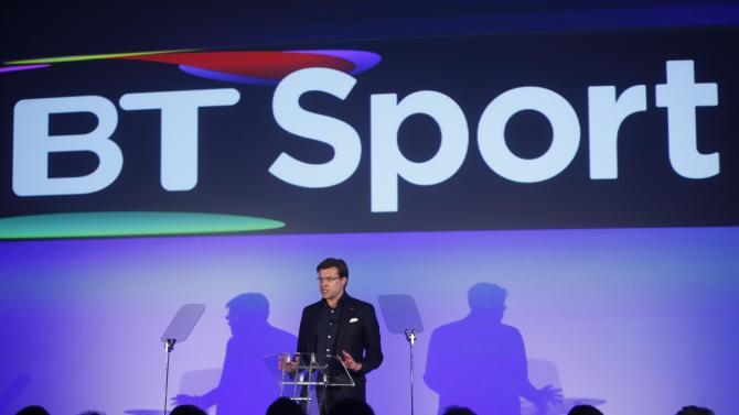 BT Sport channels launch