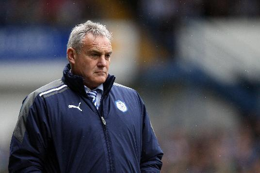 Dave Jones feels Sheffield Wednesday were let down by referee Simon Hooper