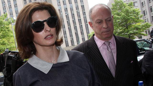 Linda Evangelista Settles Child Custody Case