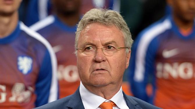 Football - Frank de Boer: Guus Hiddink was always wrong for Netherlands