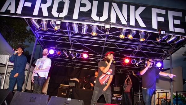 AfroPunk Festival Emerges Victorious With Janelle Monae, TV on the Radio