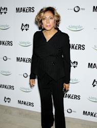 "FILE - This Feb. 6, 2013 file photo released by Starpix shows actress Diahann Carroll at the premiere of ""Makers: Women Who Make America"" at Alice Tully Hall at Licoln Center in New York. Carroll has pulled out of the upcoming Broadway revival of ""A Raisin in the Sun"" and been replaced by LaTanya Richardson Jackson. A representative for the production stated that the 78-year-old Carroll withdrew from the production due to the vigorous demands of the rehearsal and performance schedule. It was to mark her first time back on Broadway in 30 years (AP Photo/Starpix, Marion Curtis, File)"