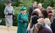 Queen Breaks Her Silence On Scotland's Future