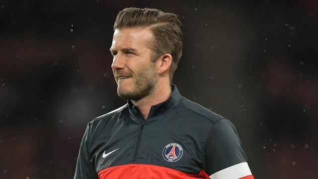 World Cup - Beckham would welcome England call