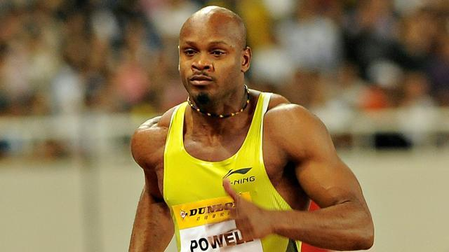 Athletics - Asafa Powell among five Jamaicans to test positive