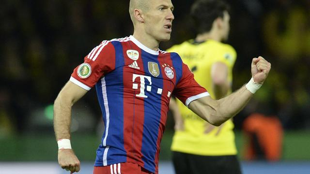 Bundesliga - Controversy as Pep's Bayern win Cup in extra-time