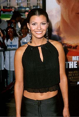 Ali Landry at the Loews Century Plaza premiere of Columbia's The Patriot