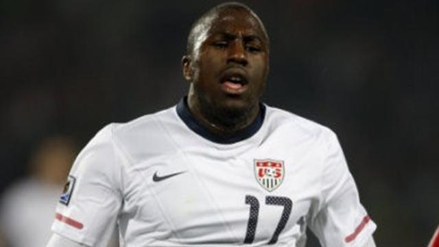 World Cup - Evans strikes in injury time as US win in Jamaica