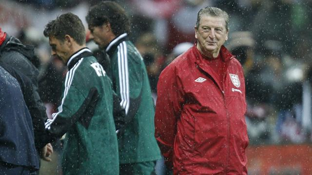 World Cup - Farcical scenes as England qualifier postponed