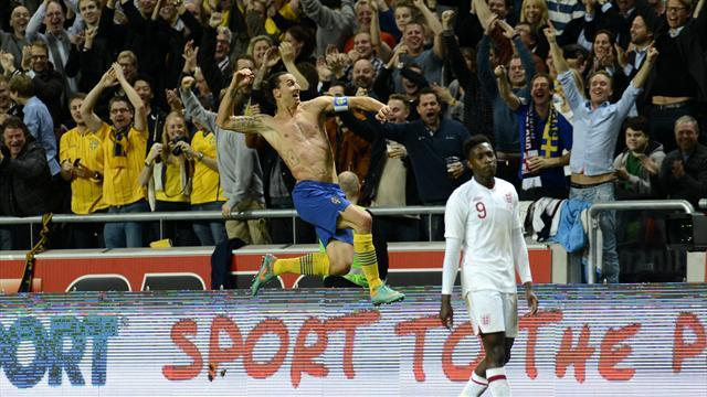 World Football - Zlatan: Goal of the year or best of all-time?