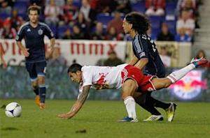 Alex Labidou: Same old story for the New York Red Bulls