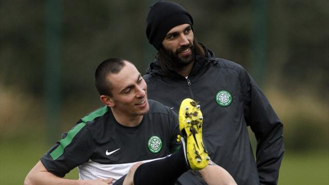 Scottish Football - Team news: Brown missing for Celtic