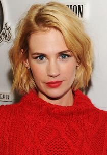 January Jones | Photo Credits: Dimitrios Kambouris/Getty Images