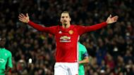 The Red Devils forward felt like the Hollywood character after scoring a Europa League hat-trick against Saint-Etienne