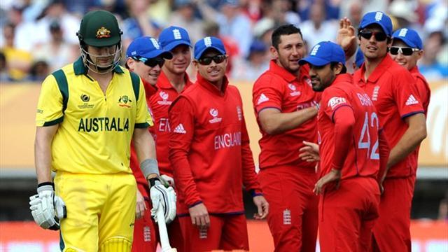 Cricket - England thrash Australia as Anderson breaks record
