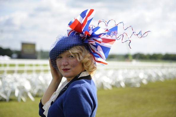 Racegoers attend day five of Royal Ascot at Ascot Racecourse on June 23, 2012 in Ascot, England. (Photo by Ben Pruchnie/Getty Images)