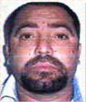 This mugshot from the US Drug Enforcement Administration website shows captured Mexico's Gulf drug cartel Mario Ramirez Trevino on August 17, 2013. Ramirez Trevino was captured in Rio Bravo, a town on the border with Texas
