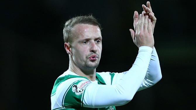Scottish Premiership Review: Griffiths and Boyata put leaders Celtic three points clear