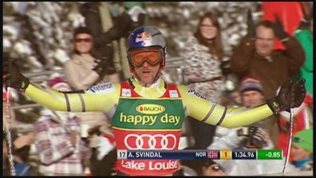 Alpine Skiing - Svindal: Hirscher the man to beat