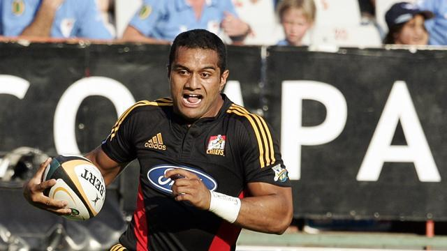 Super Rugby - Masaga worry but Chiefs unchanged for final