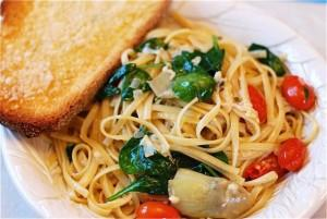 Brian Boitano's Summer Vegetable Pasta