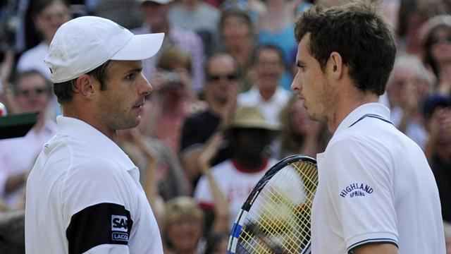 Tennis - Murray and Roddick to play on white court in Miami