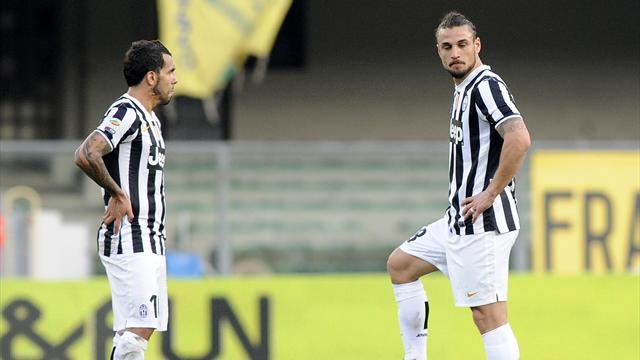Europa League - Osvaldo sets up Juventus win